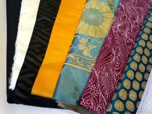 Japanese fabric / choose color